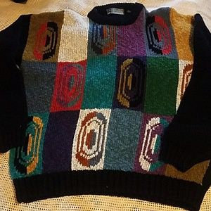 Vintage Agenda Man sweater